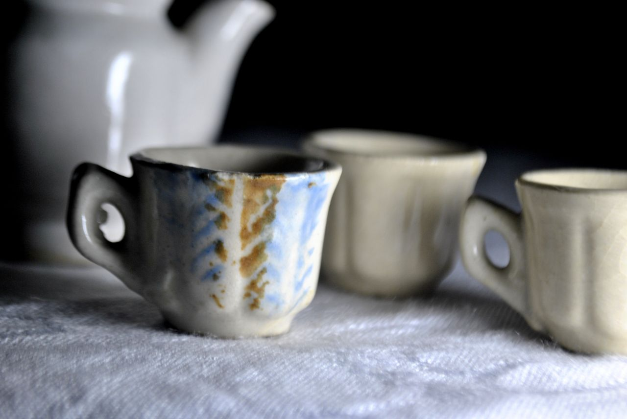 "Free photo ""Tea Cups"""