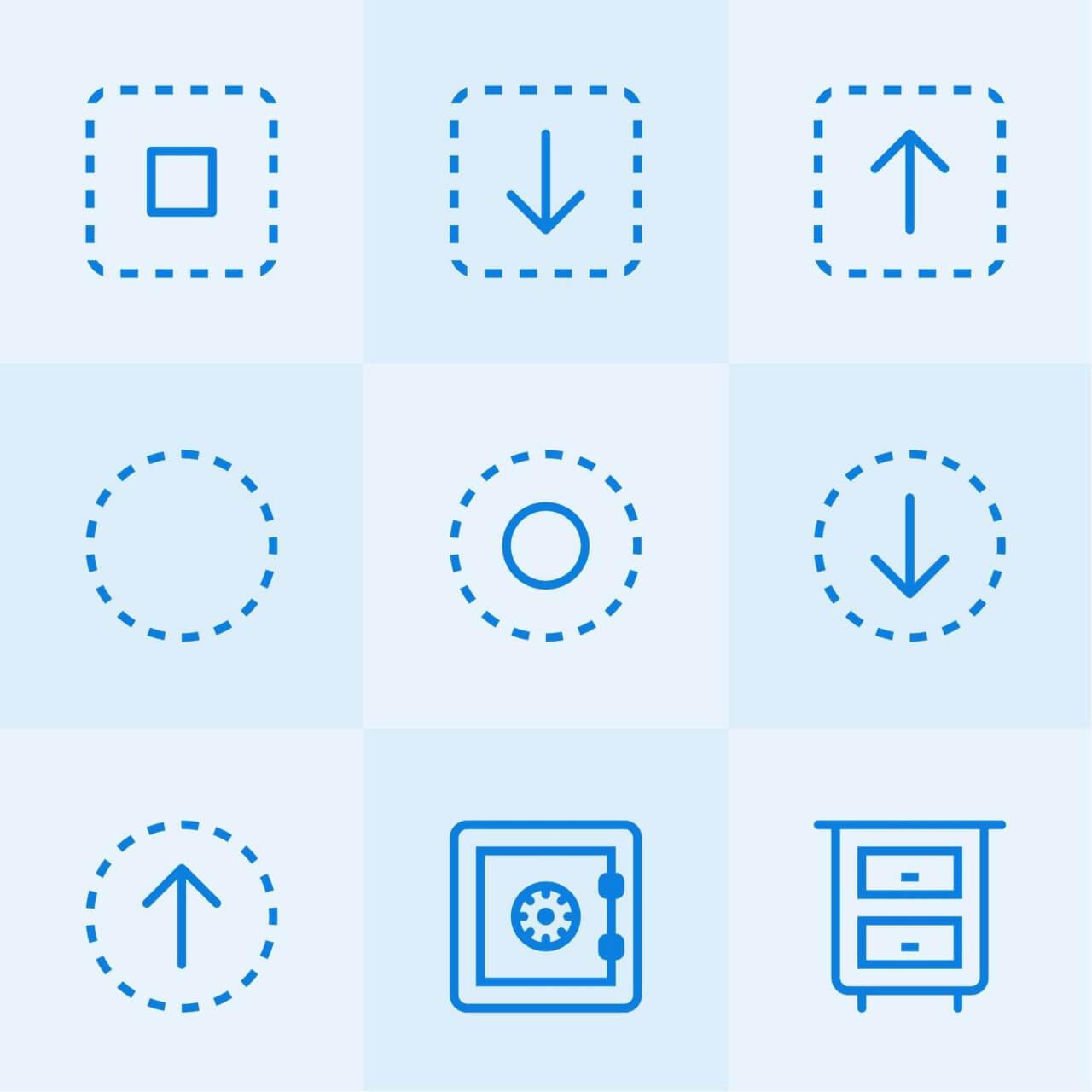 "Free vector ""Lynny Icons - Mini Set 43"""
