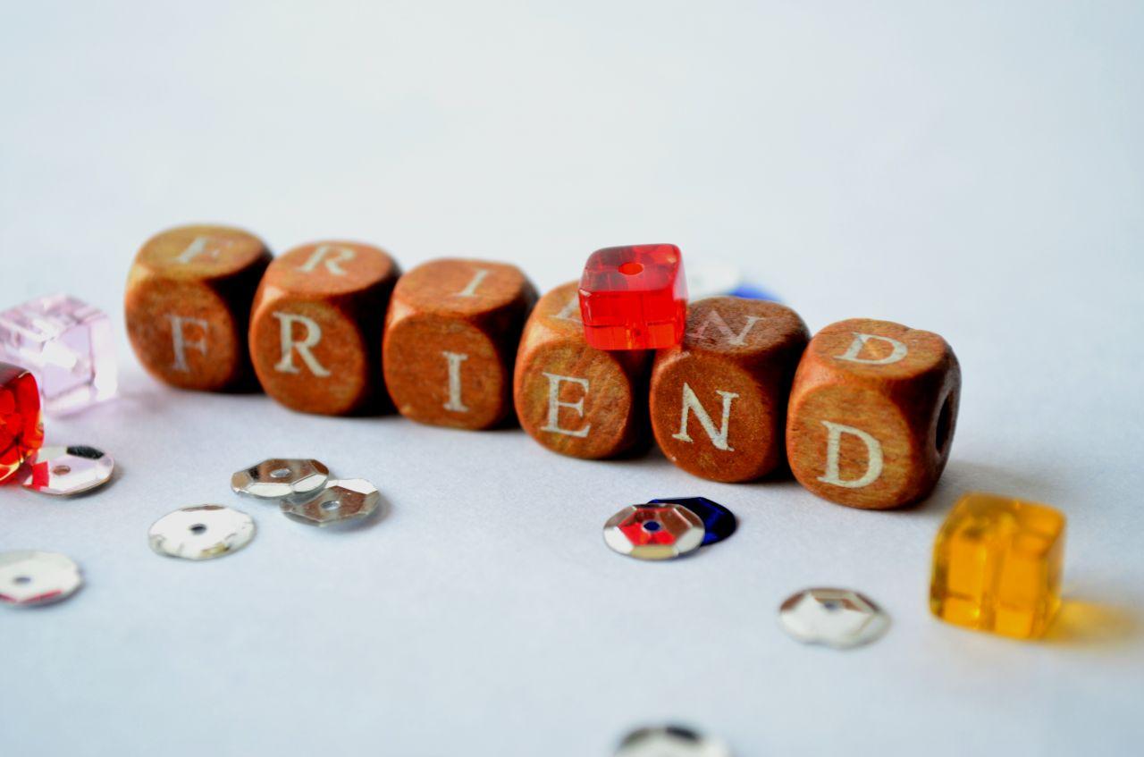 "Free photo ""Friend Beads Decorative"""