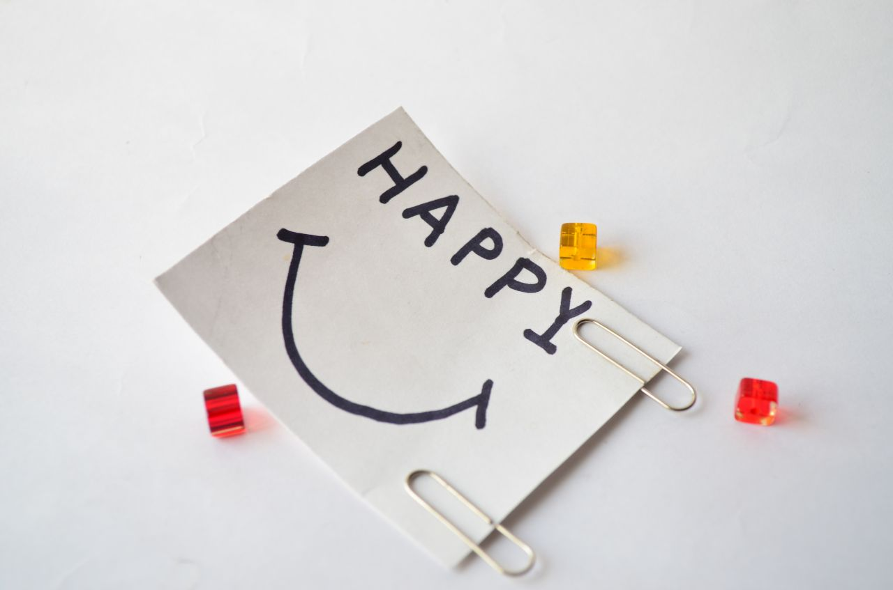 "Free photo ""Happy Note"""