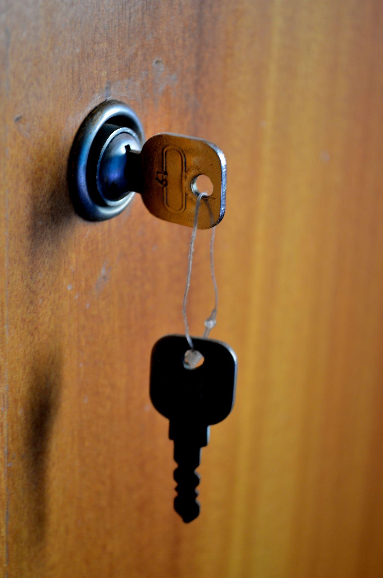 """Free photo """"Door Keys"""""""