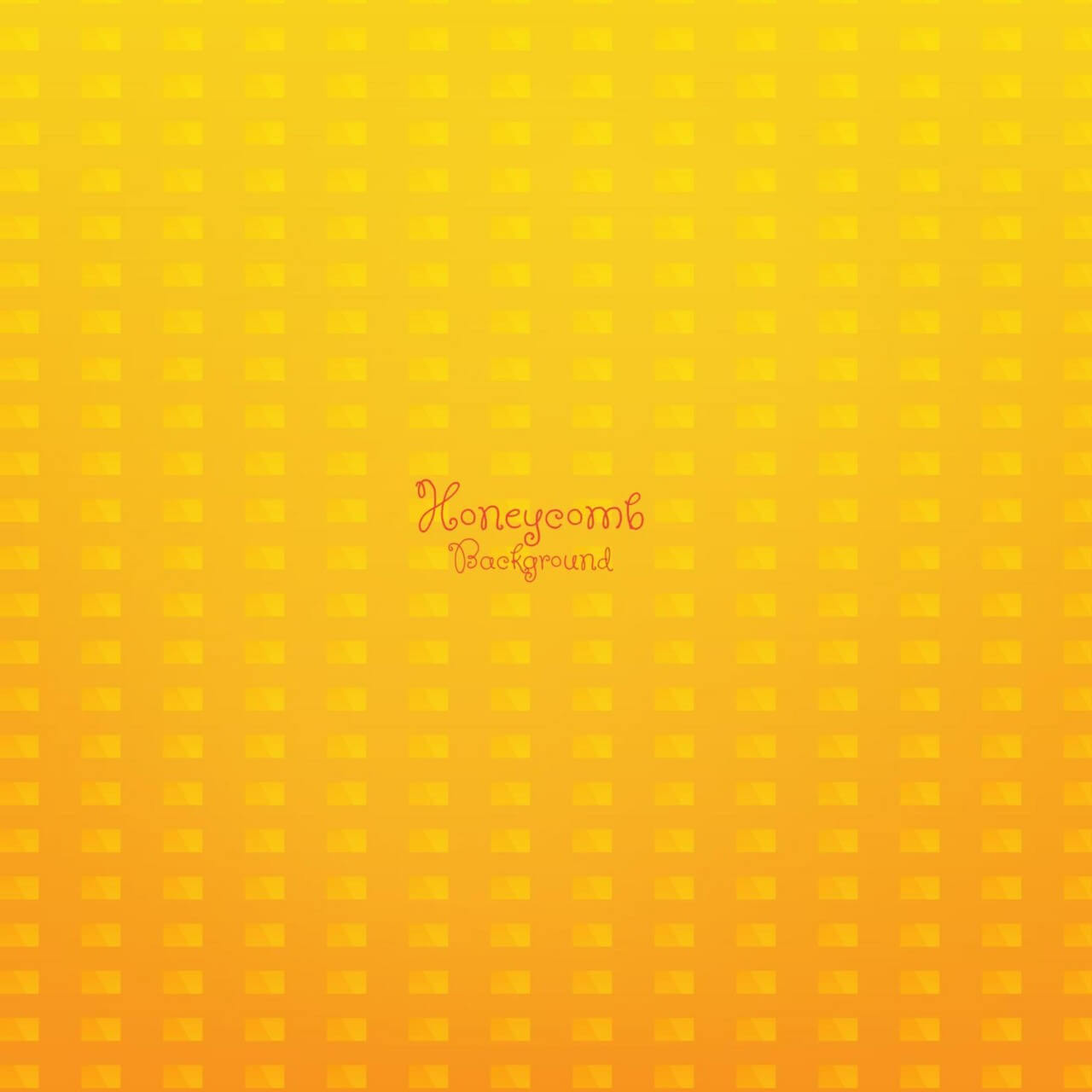 "Free vector ""Honeycomb Background"""