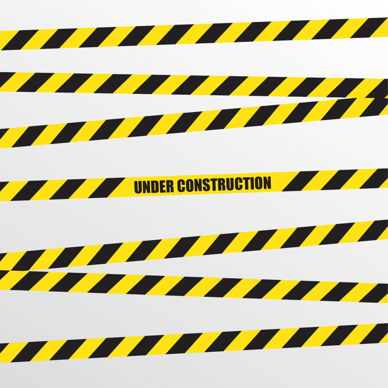 """Free vector """"Under Construction Vector Background"""""""