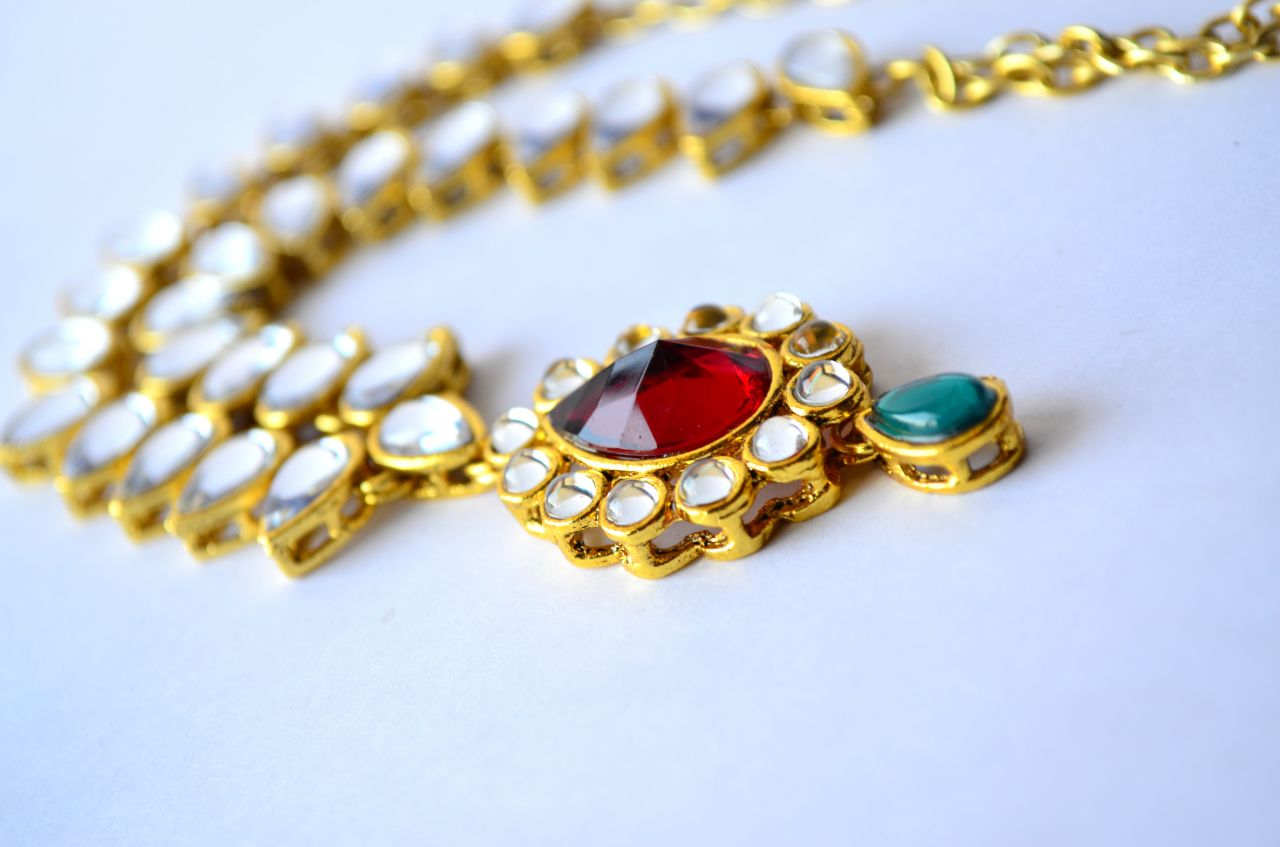 "Free photo ""Indian Jewelry Ethnic"""