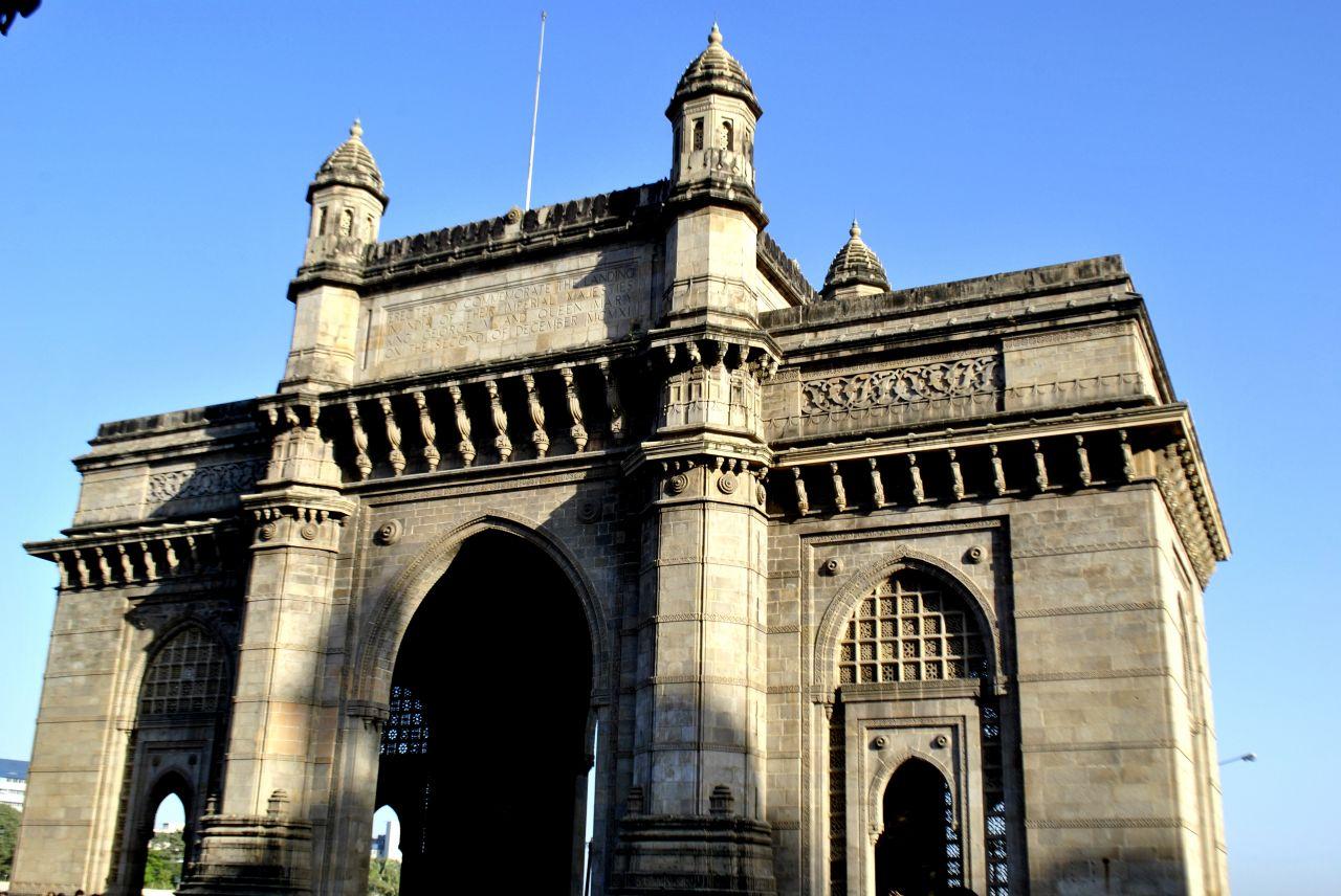 """Free photo """"Gateway Of India Mumbai 2"""""""