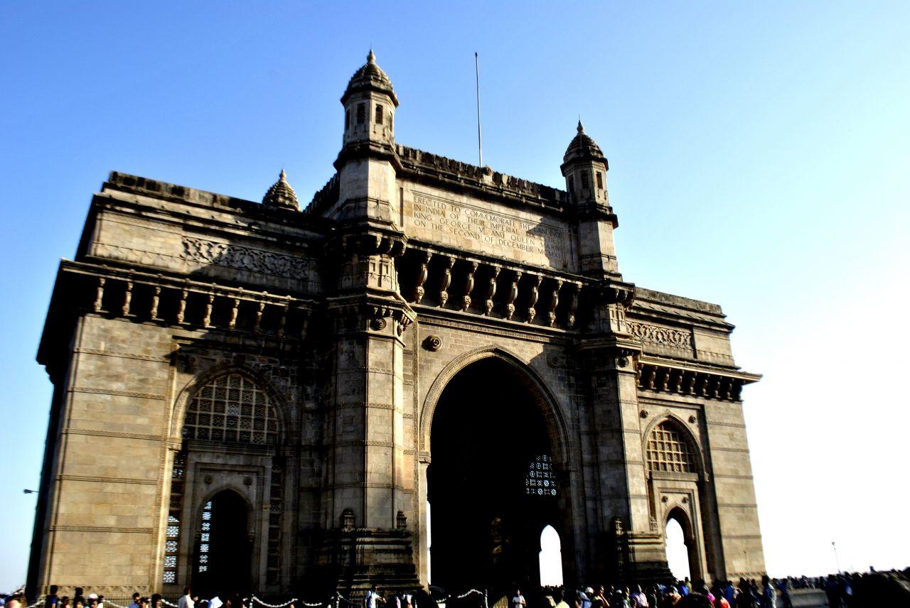 """Free photo """"Gateway Of India Mumbai"""""""