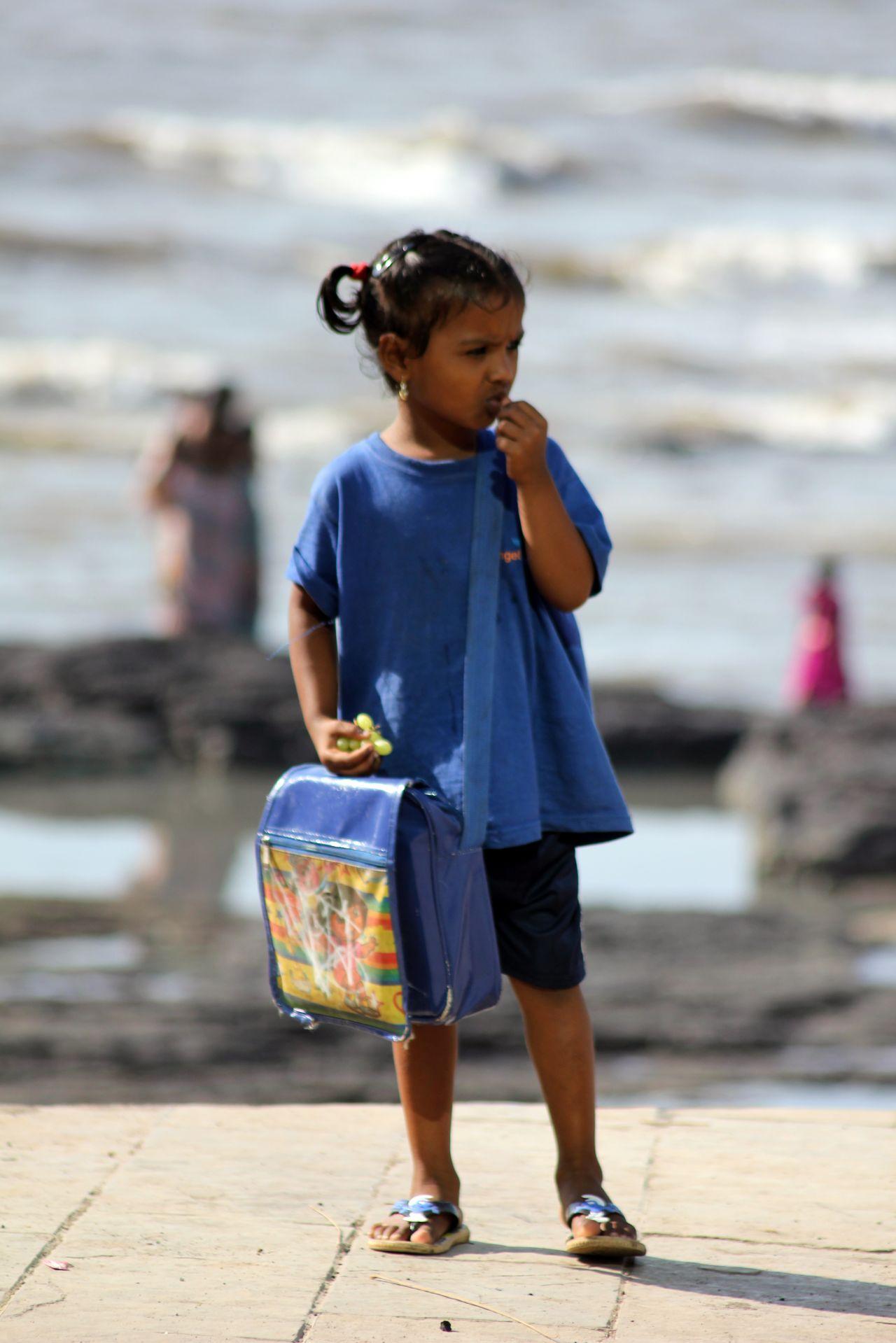 "Free photo ""School Girl India"""