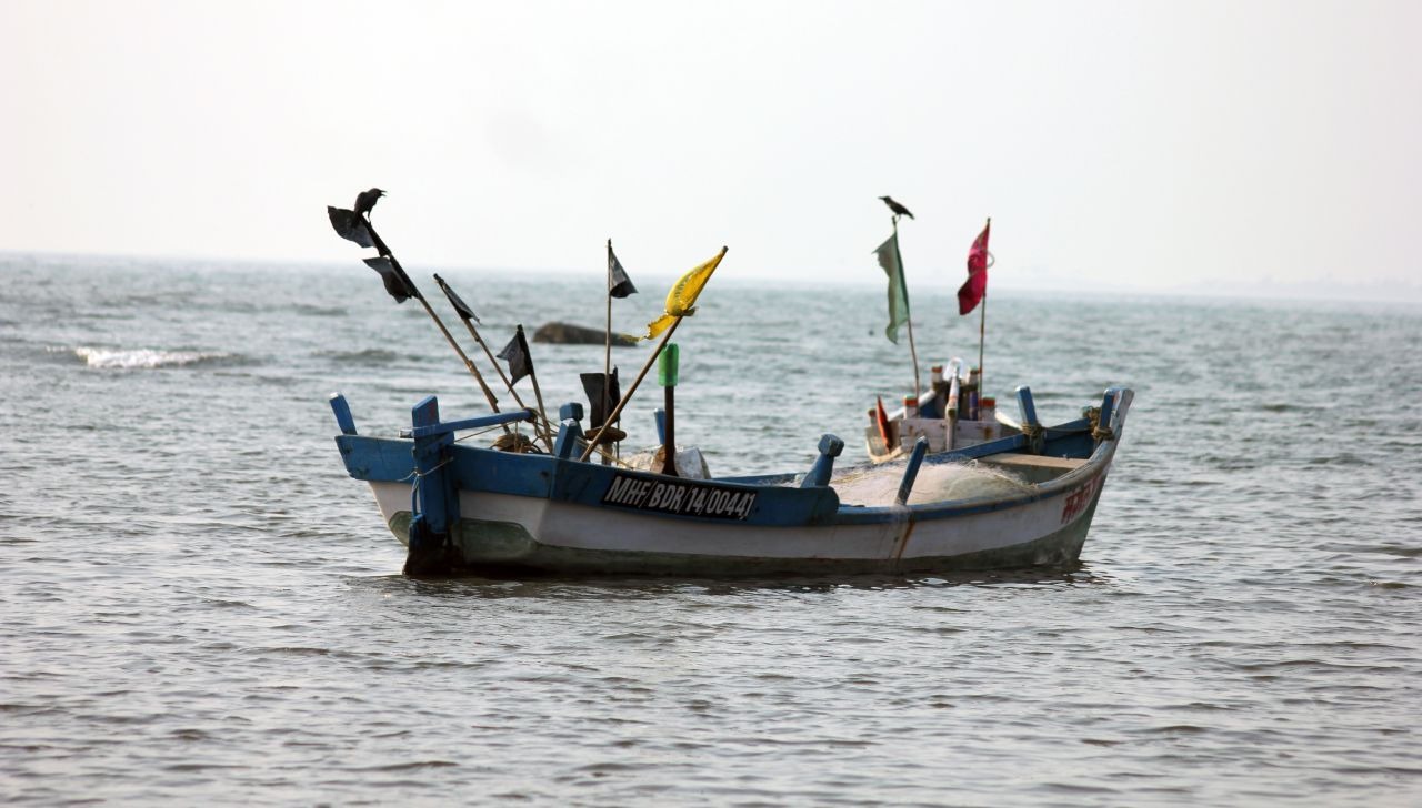 "Free photo ""Fishing Boat"""