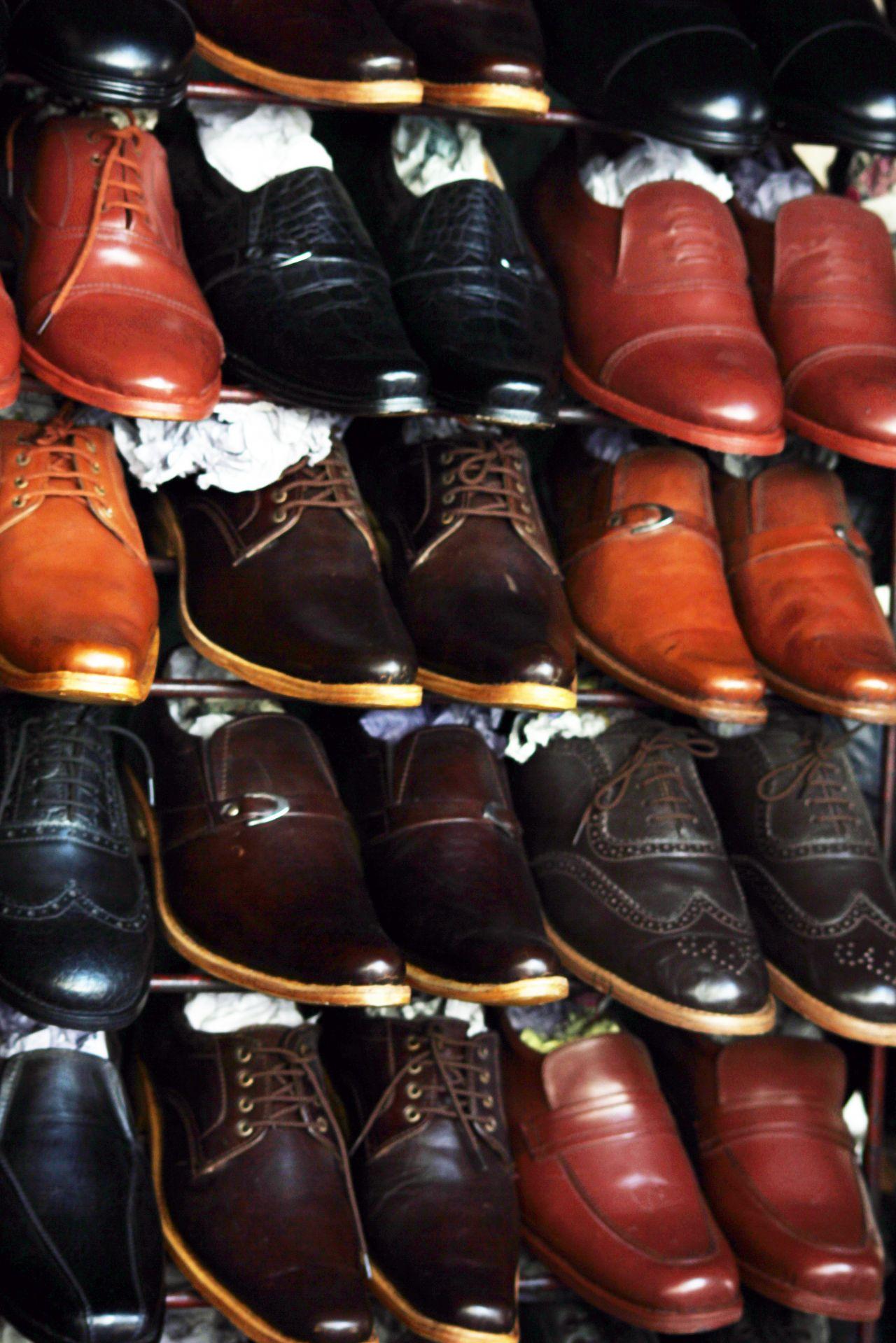 """Free photo """"Shoe Seller"""""""