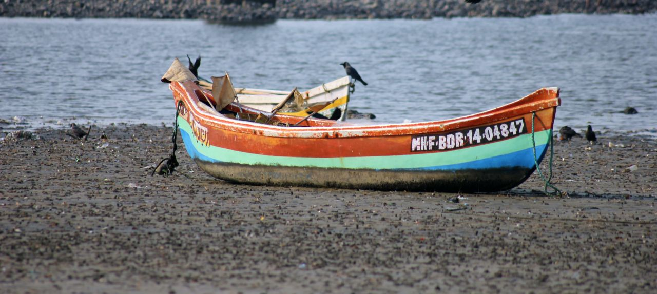 "Free photo ""Boat On Beach"""