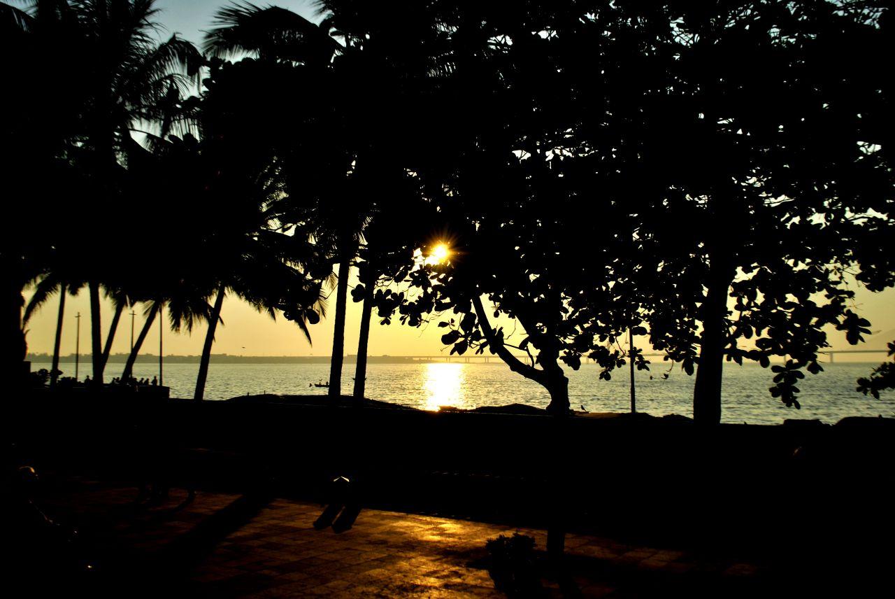 """Free photo """"Garden Sea View"""""""