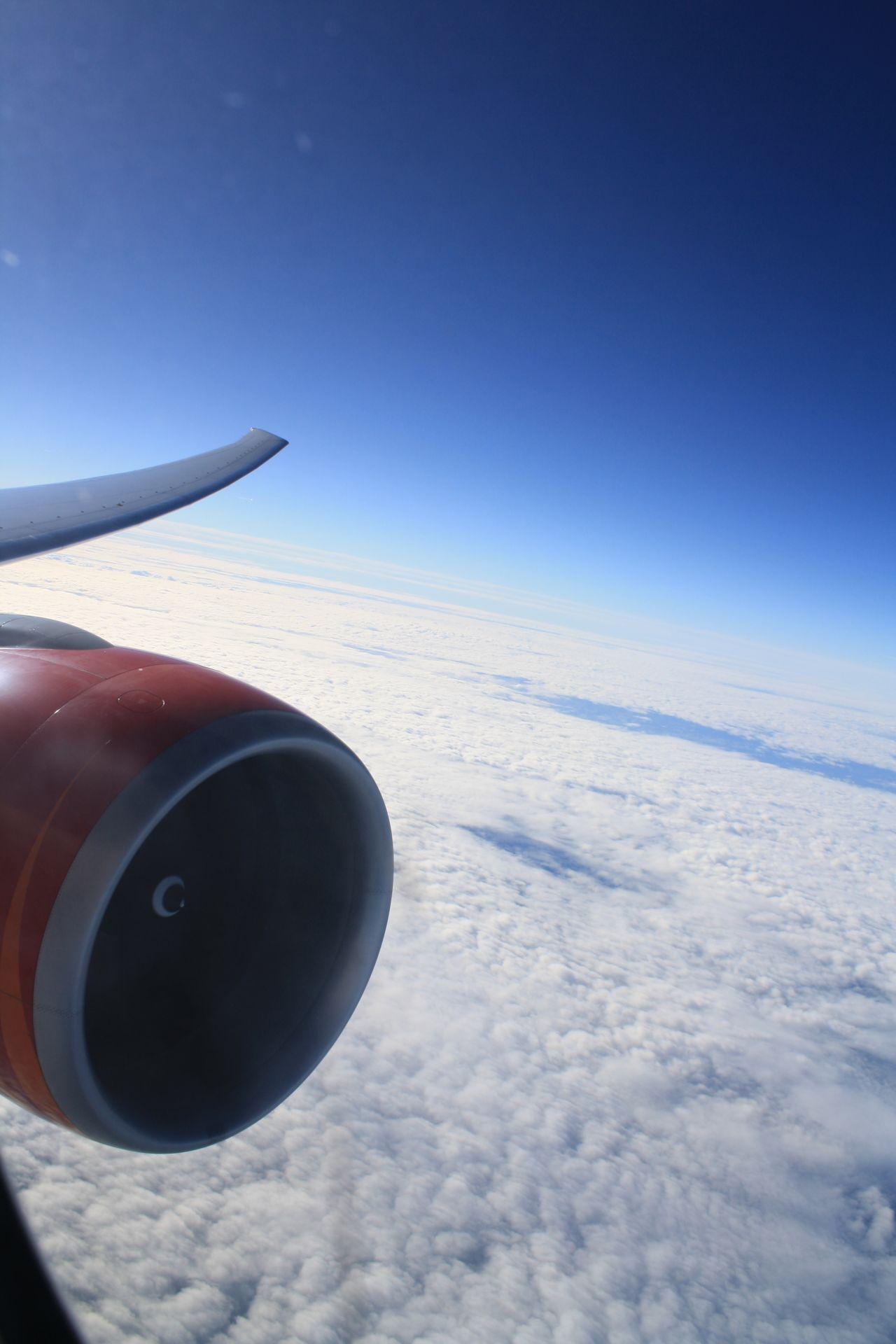 "Free photo ""Airplane Wings"""
