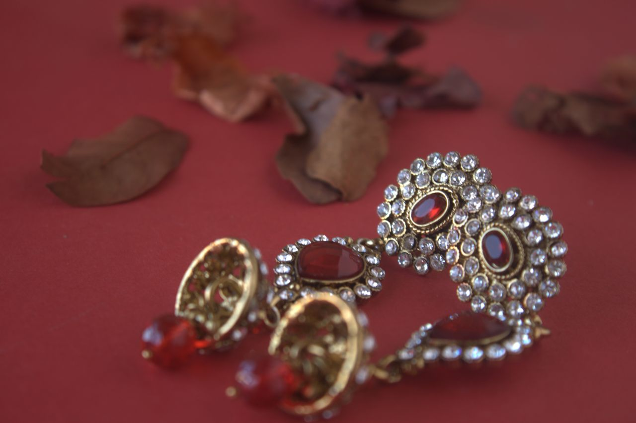 "Free photo ""Jewelry Indian Ethnic"""
