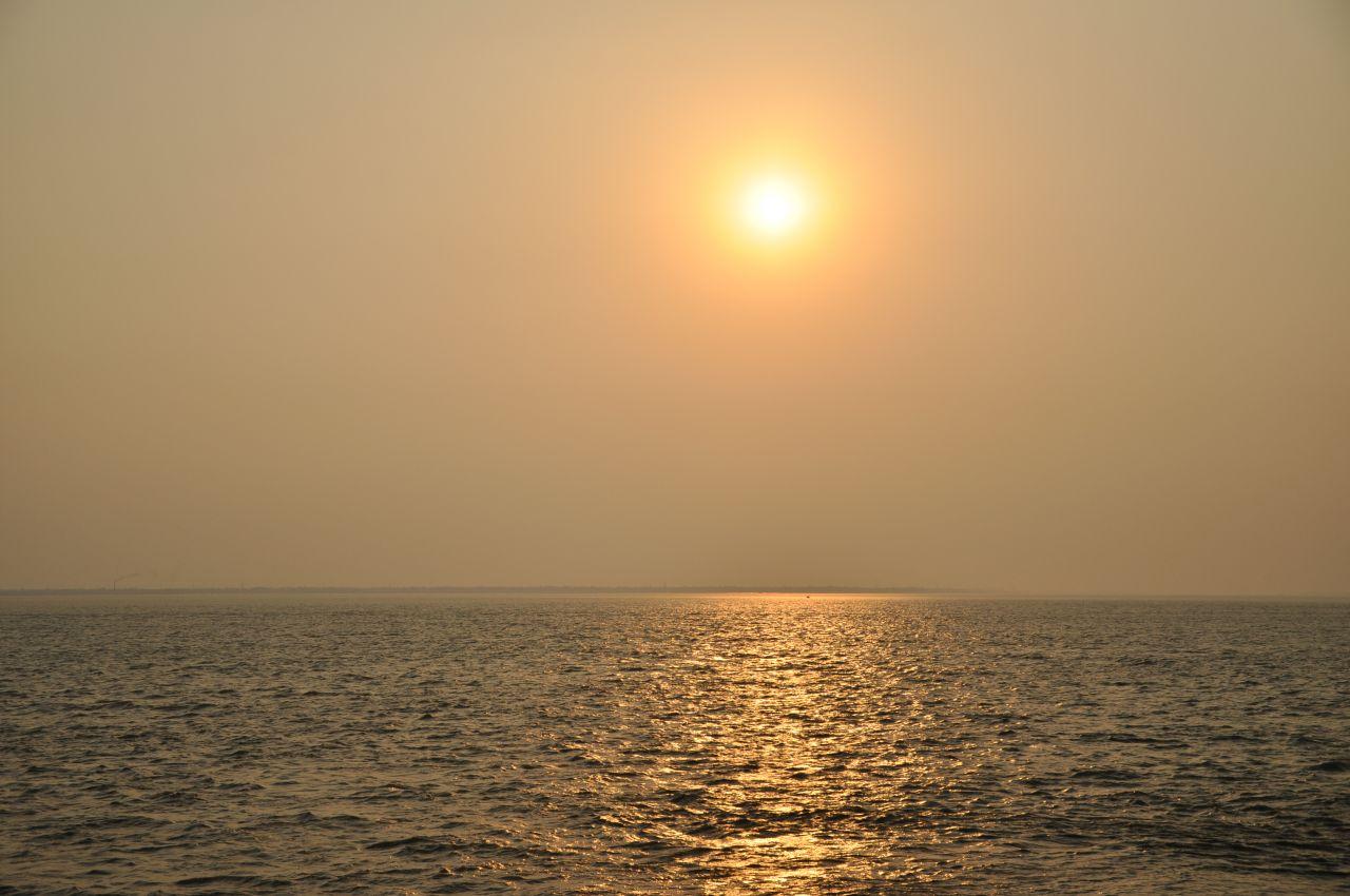 "Free photo ""Sunset Sea"""