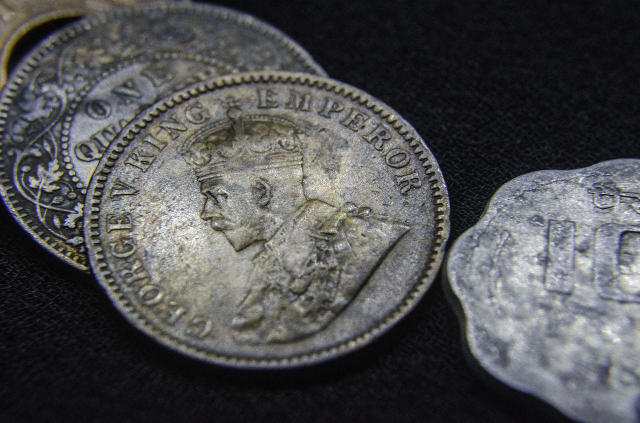 """Free photo """"Coin British"""""""