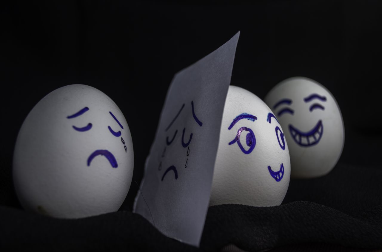 "Free photo ""Eggs Emoticons"""