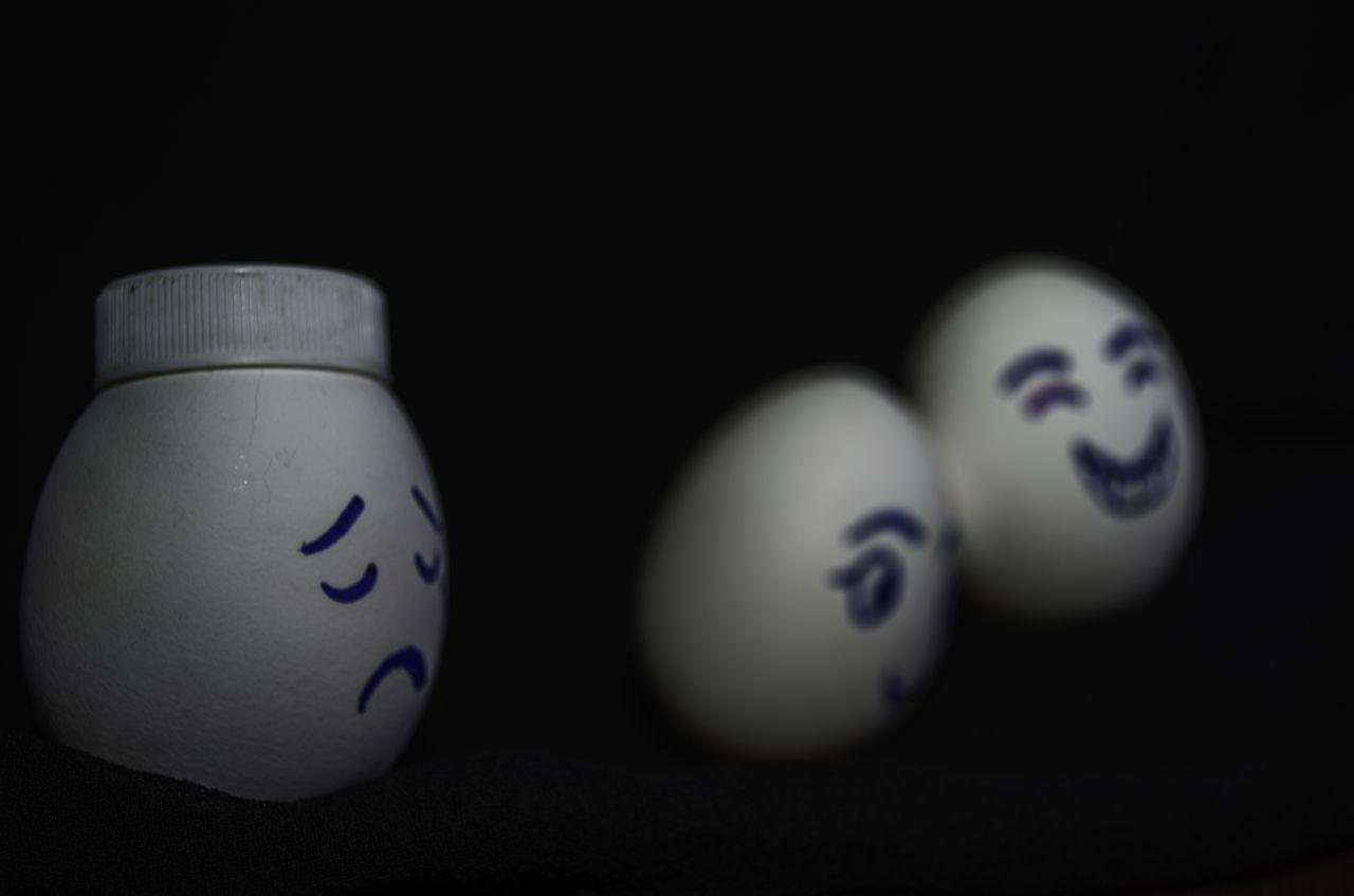 """Free photo """"Eggs Smileys"""""""