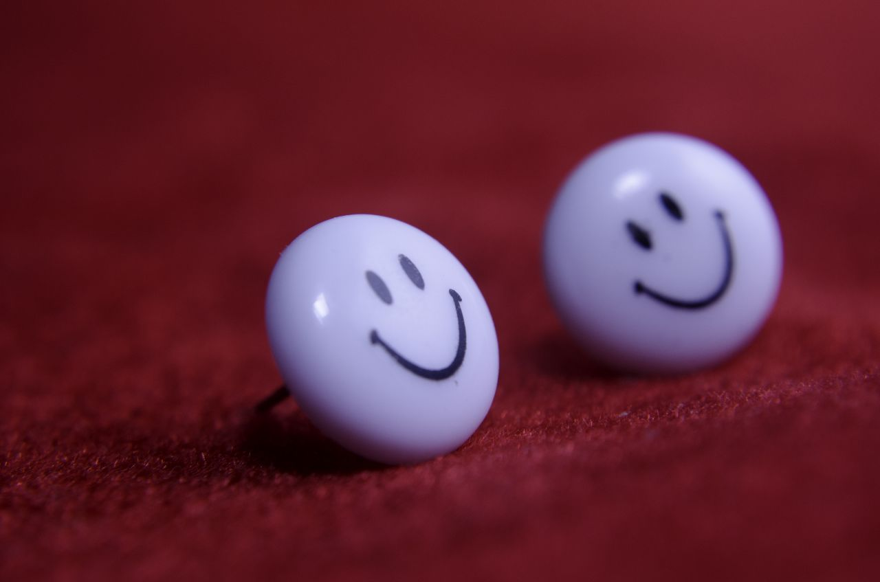 """Free photo """"Smiley Buttons"""""""