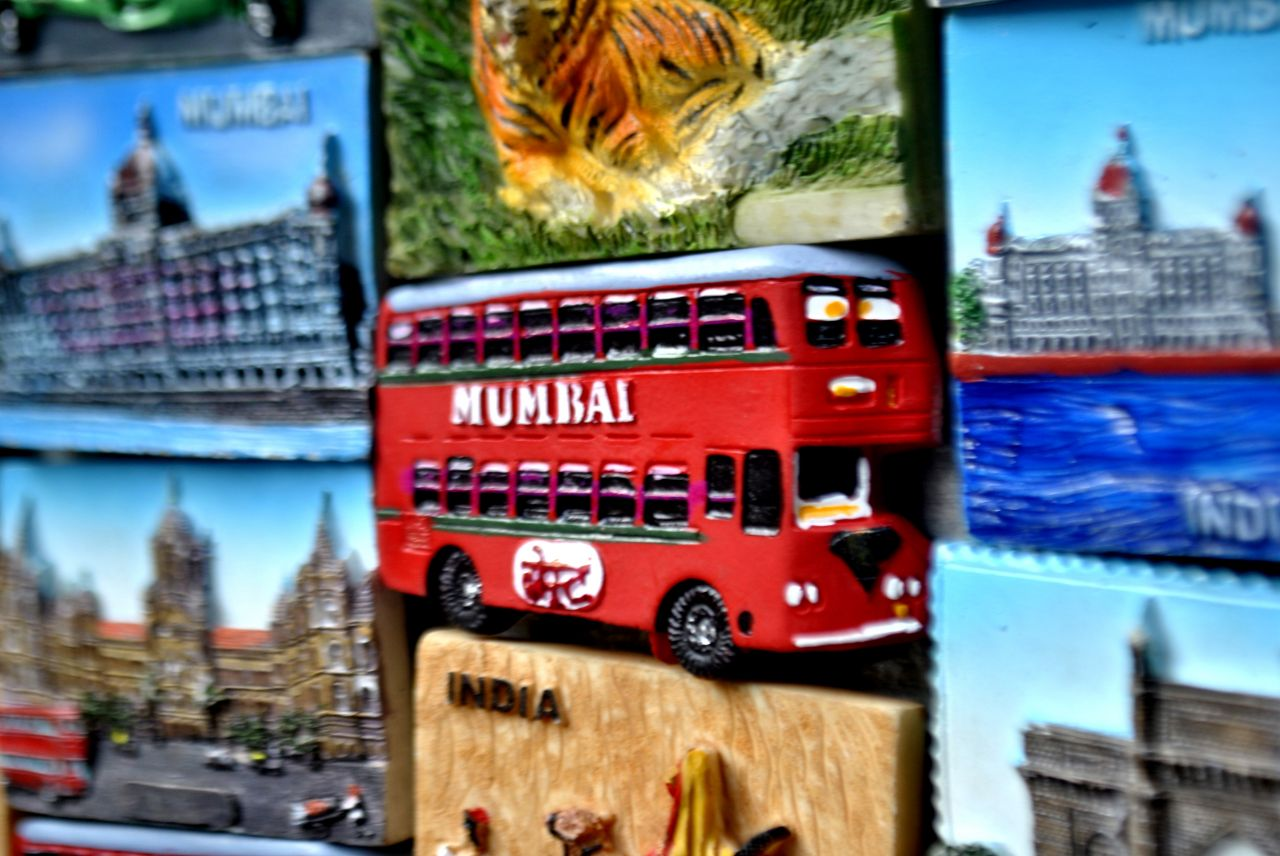 "Free photo ""Mumbai India Scenes"""