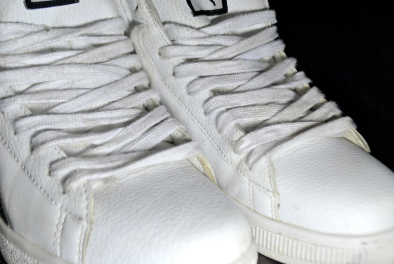 """Free photo """"White Shoes Sneakers"""""""