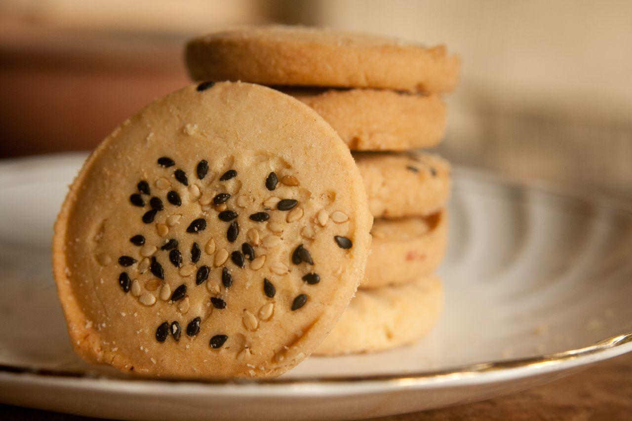 "Free photo ""Cookies Plate"""