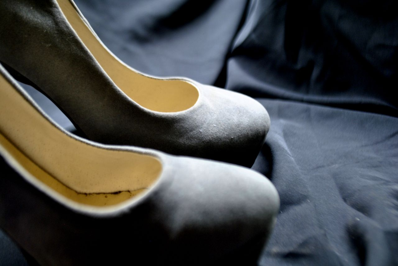 "Free photo ""Lady High Heels"""