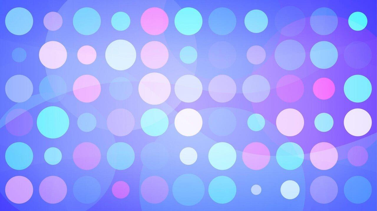 "Free vector ""Disco Dots"""