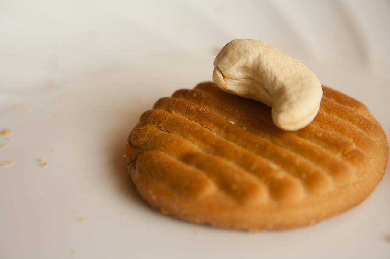 "Free photo ""Biscuit Cashew"""