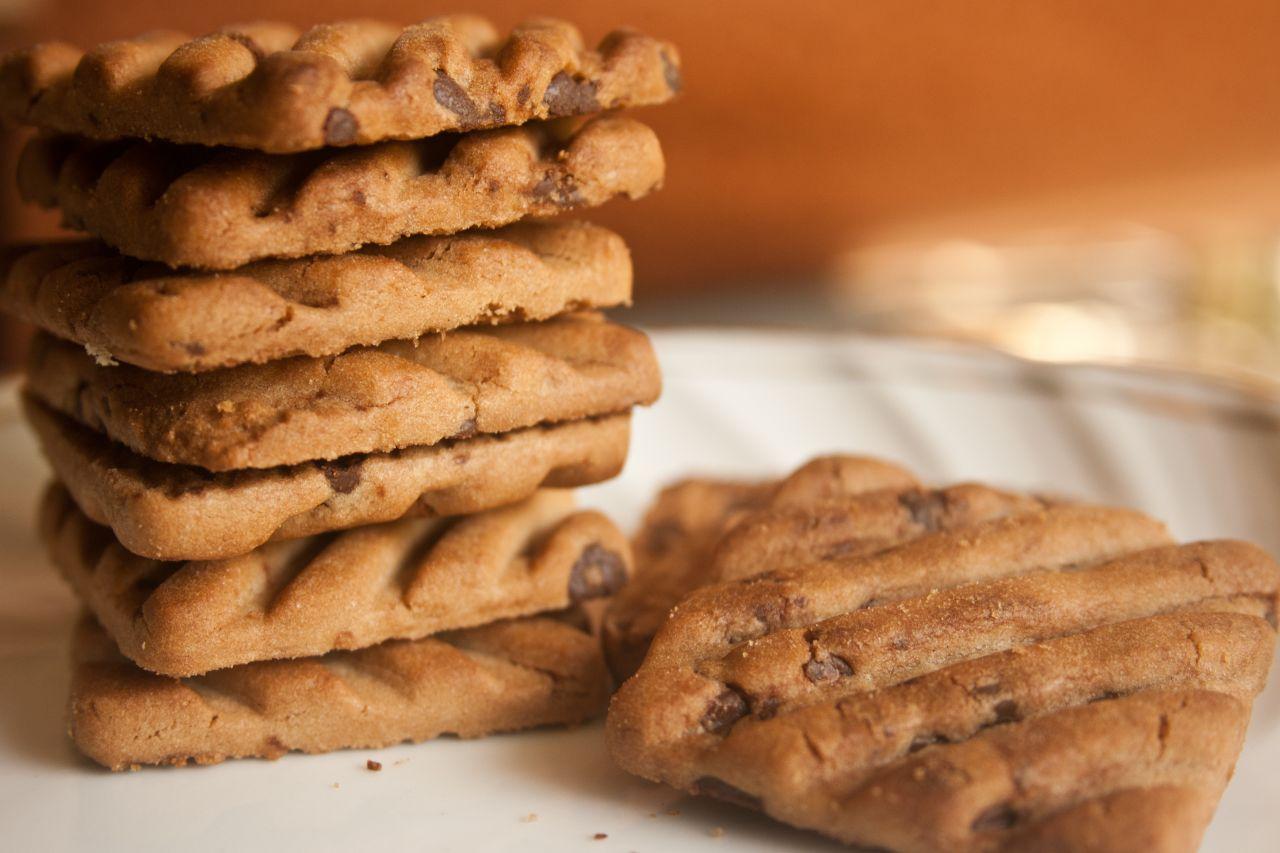 "Free photo ""Chocolate Cookies"""