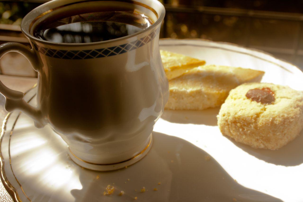 """Free photo """"Breakfast Tea Cookies Biscuits"""""""