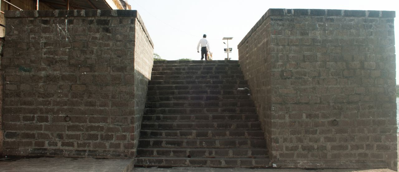 "Free photo ""Staircase Building"""
