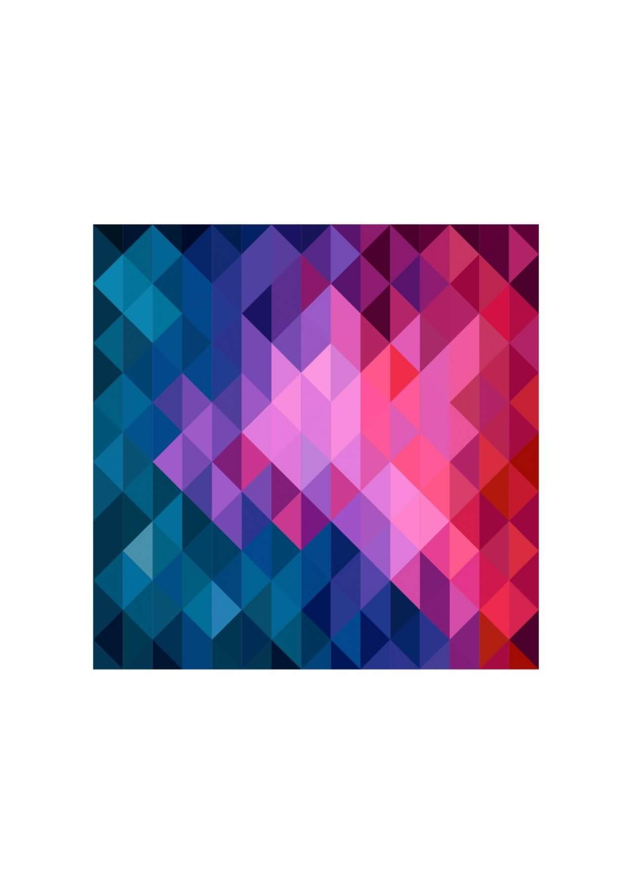 "Free vector ""Vector geometric background"""