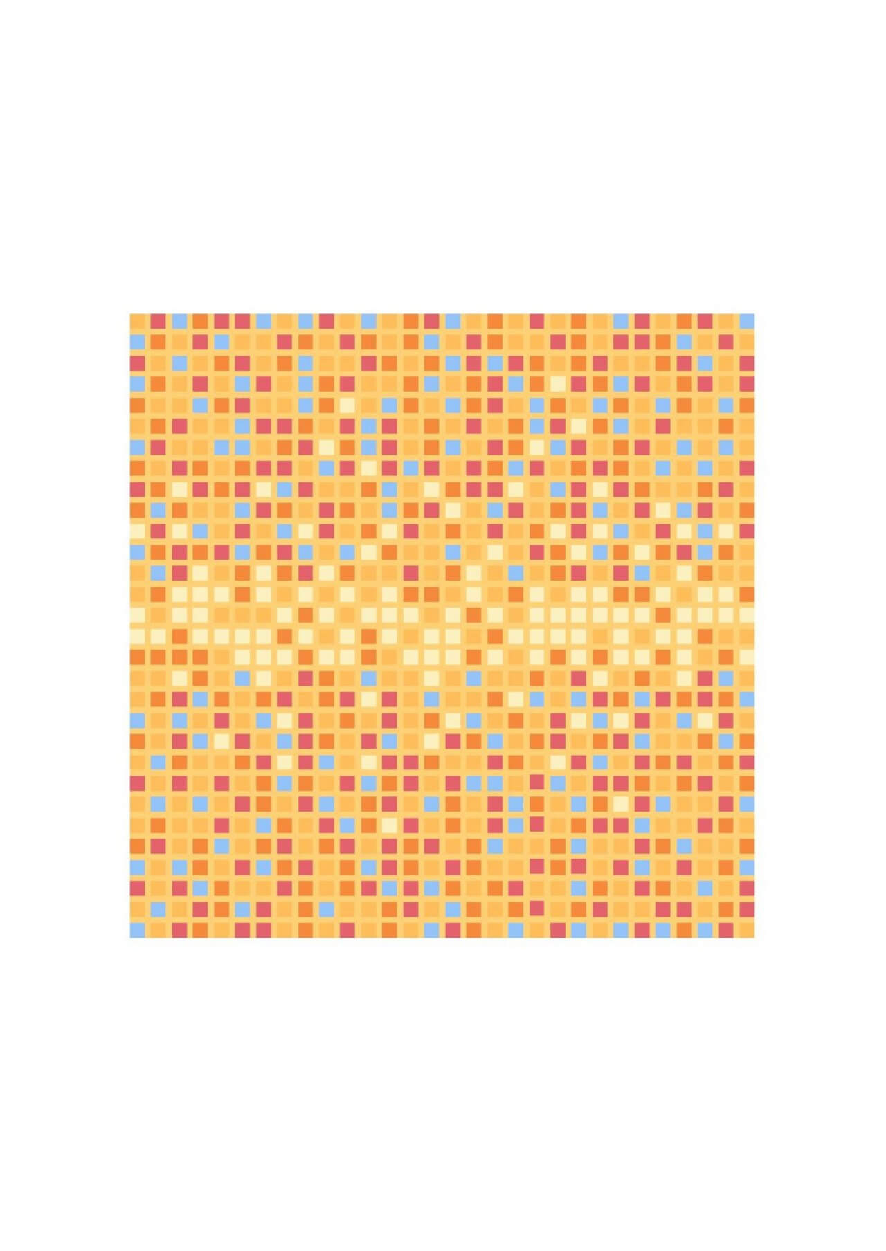 "Free vector ""Vector mosaic background"""