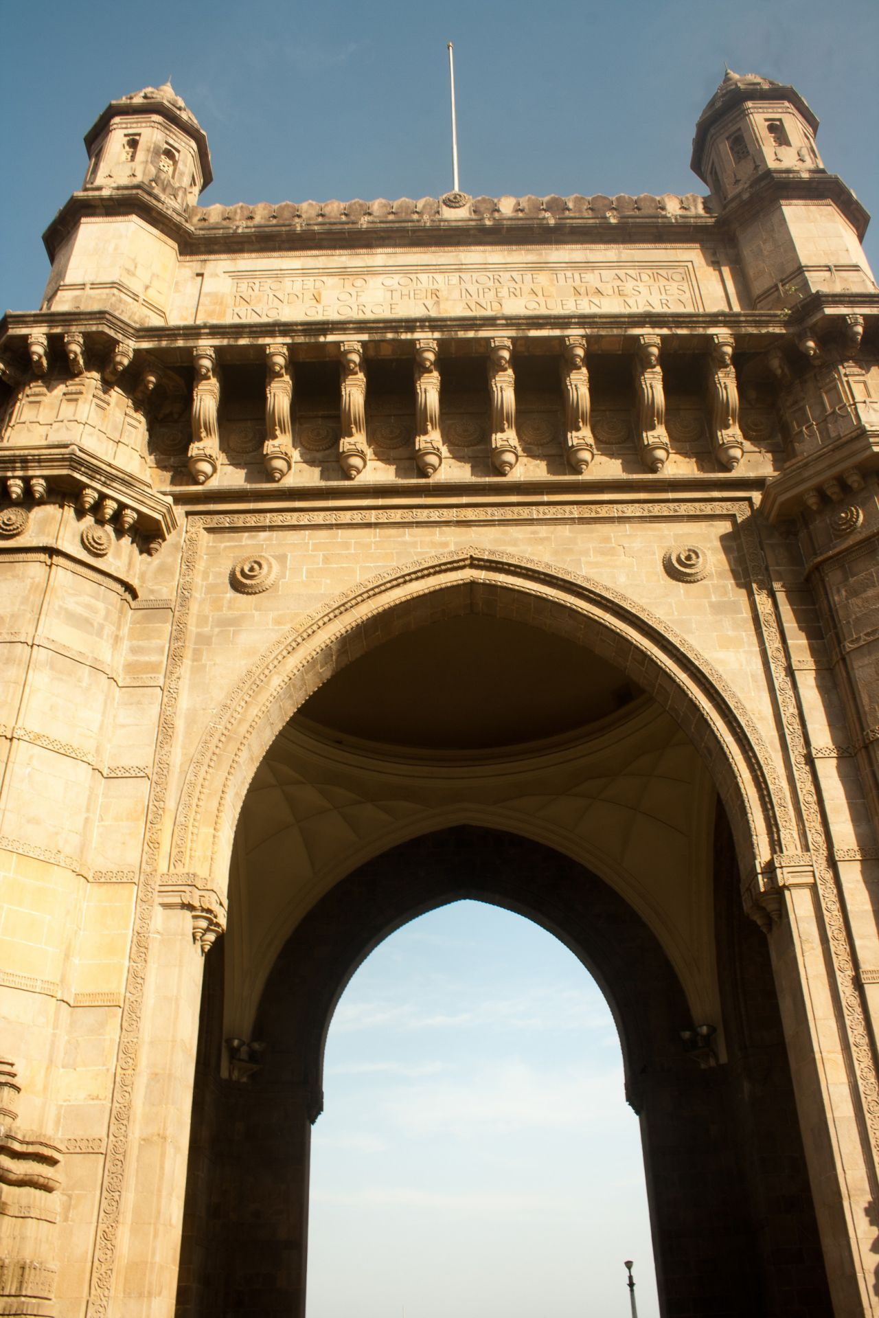 "Free photo ""Gateway Of India Closeup"""
