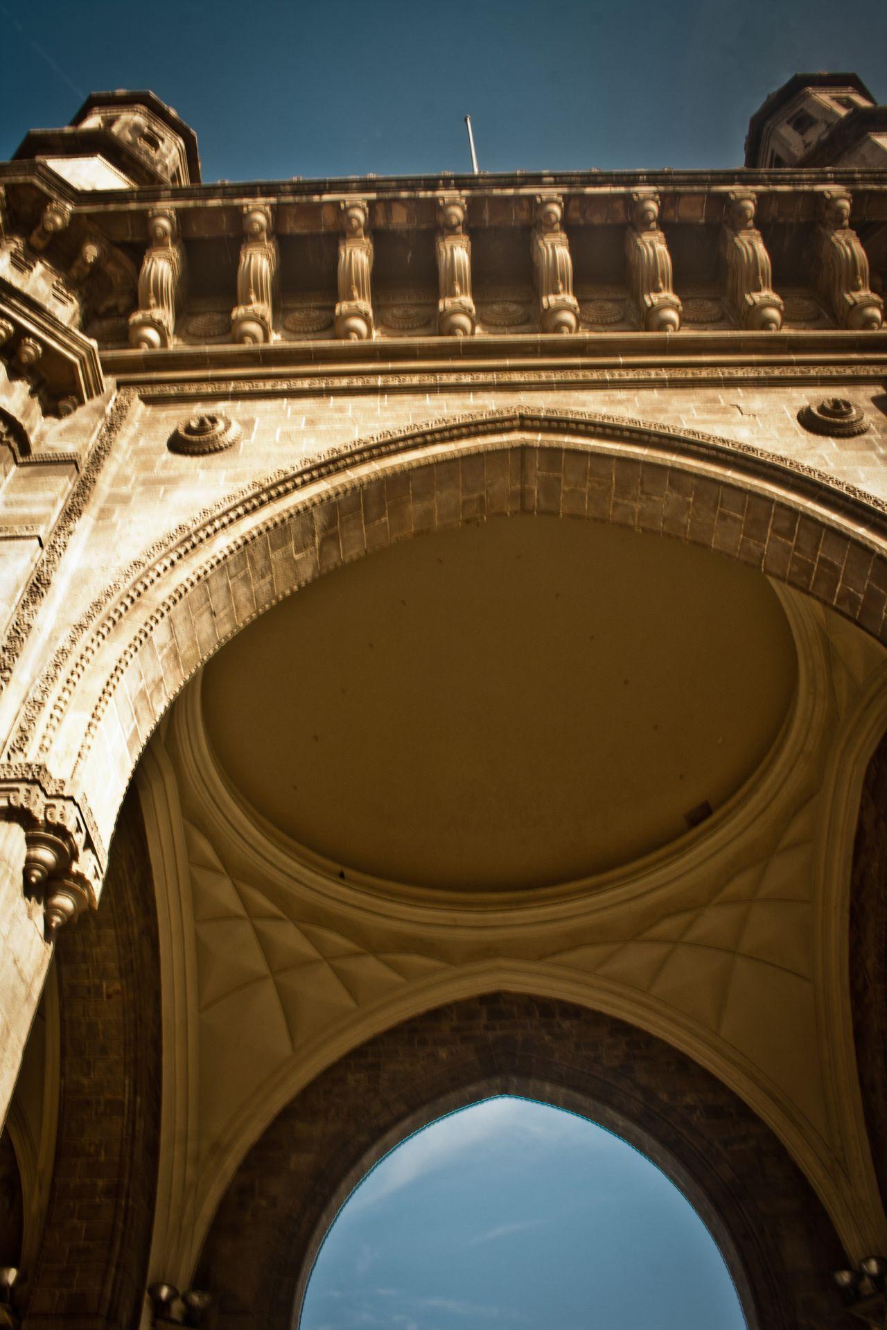 """Free photo """"Gateway Of India Entrance"""""""