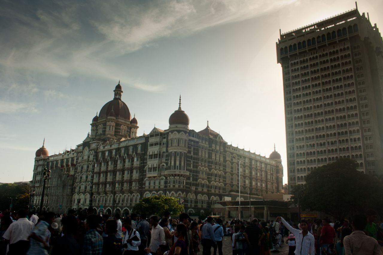 "Free photo ""Hotel Taj Mumbai"""
