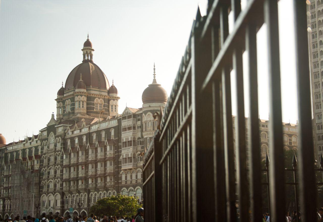 "Free photo ""Taj Hotel Mumbai"""