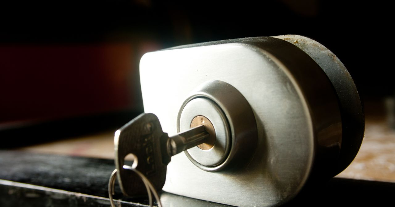 "Free photo ""Lock Key Secure"""