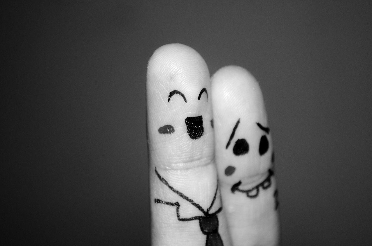 "Free photo ""Friends Smileys"""