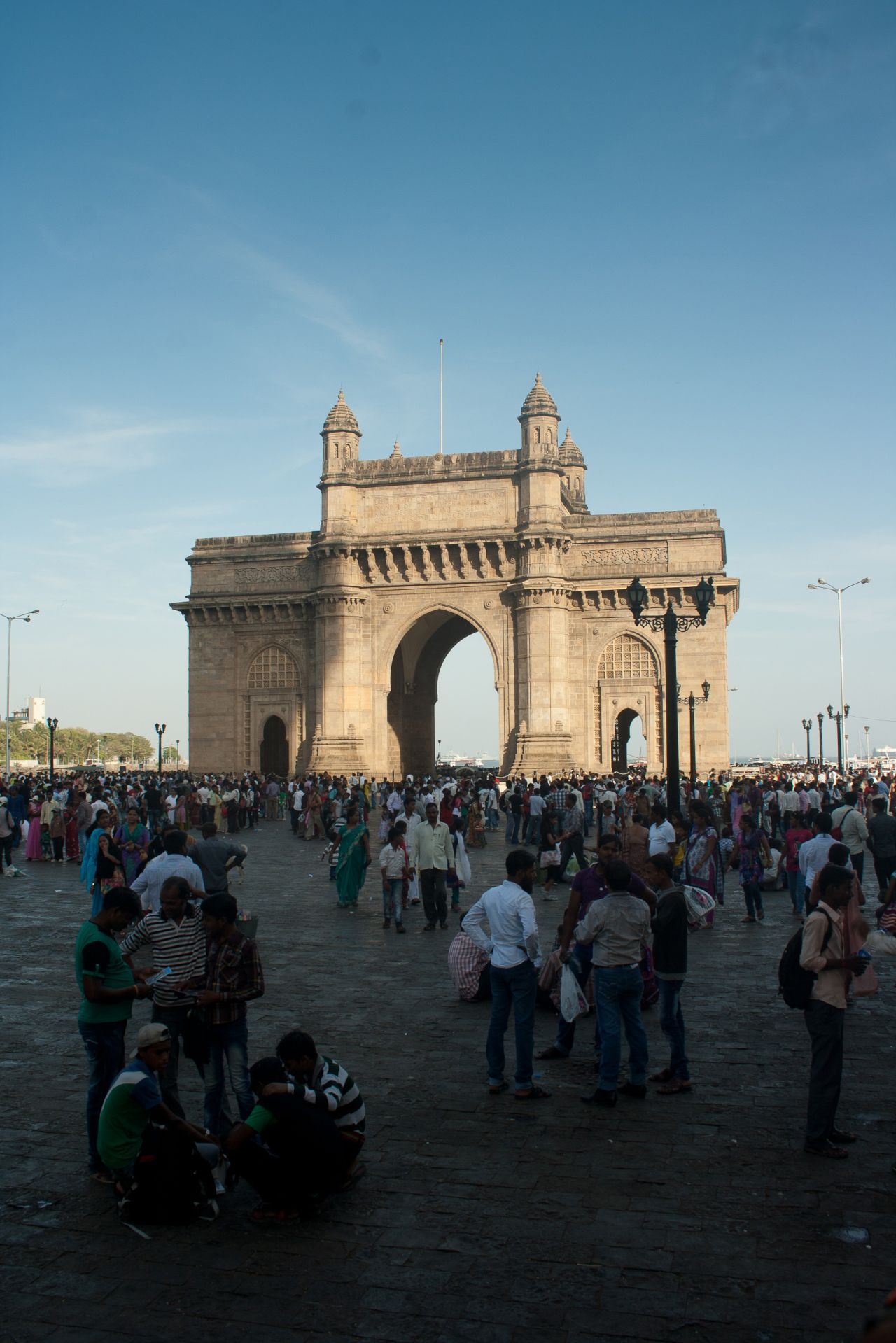 "Free photo ""Gateway India Mumbai"""