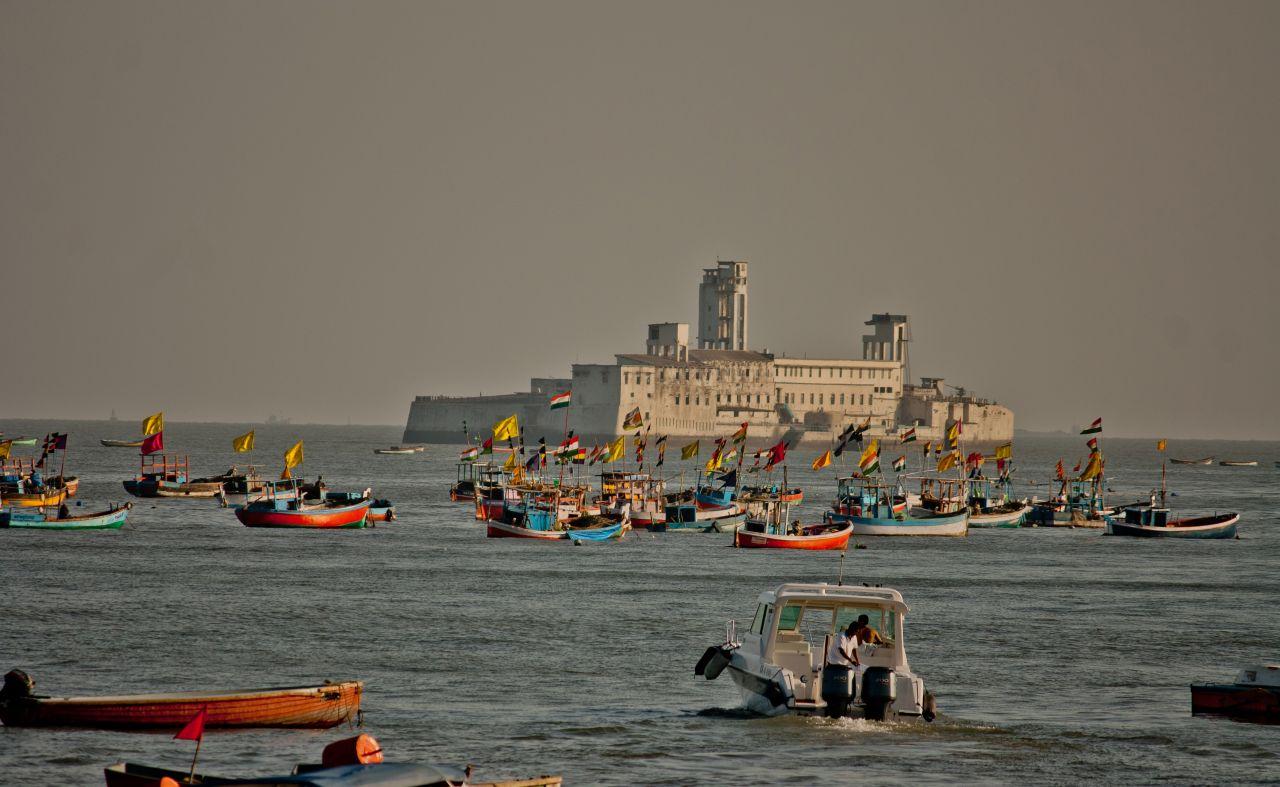 """Free photo """"Prison At Sea"""""""