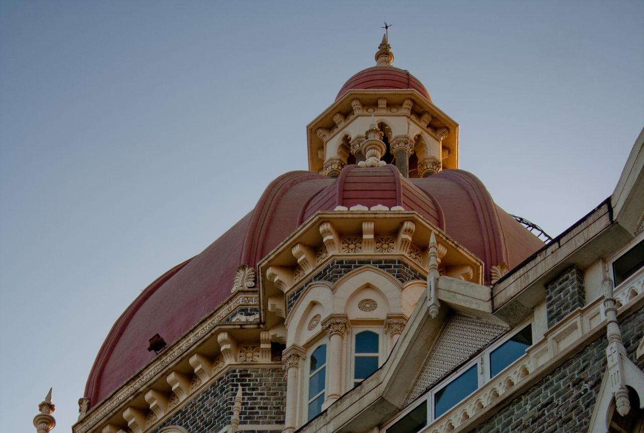 "Free photo ""Taj Mahal Hotel Dome"""