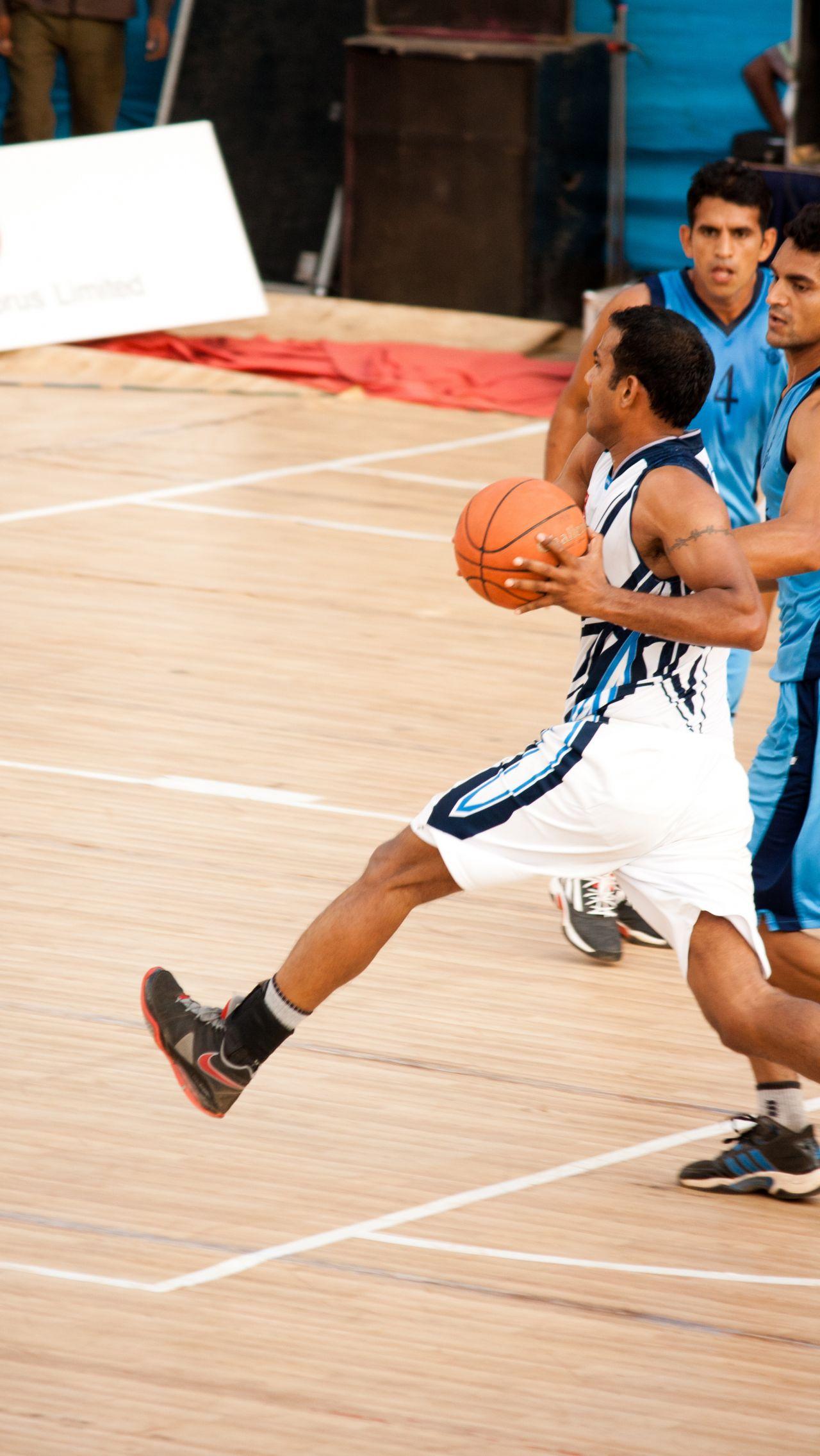 """Free photo """"Basketball Players"""""""