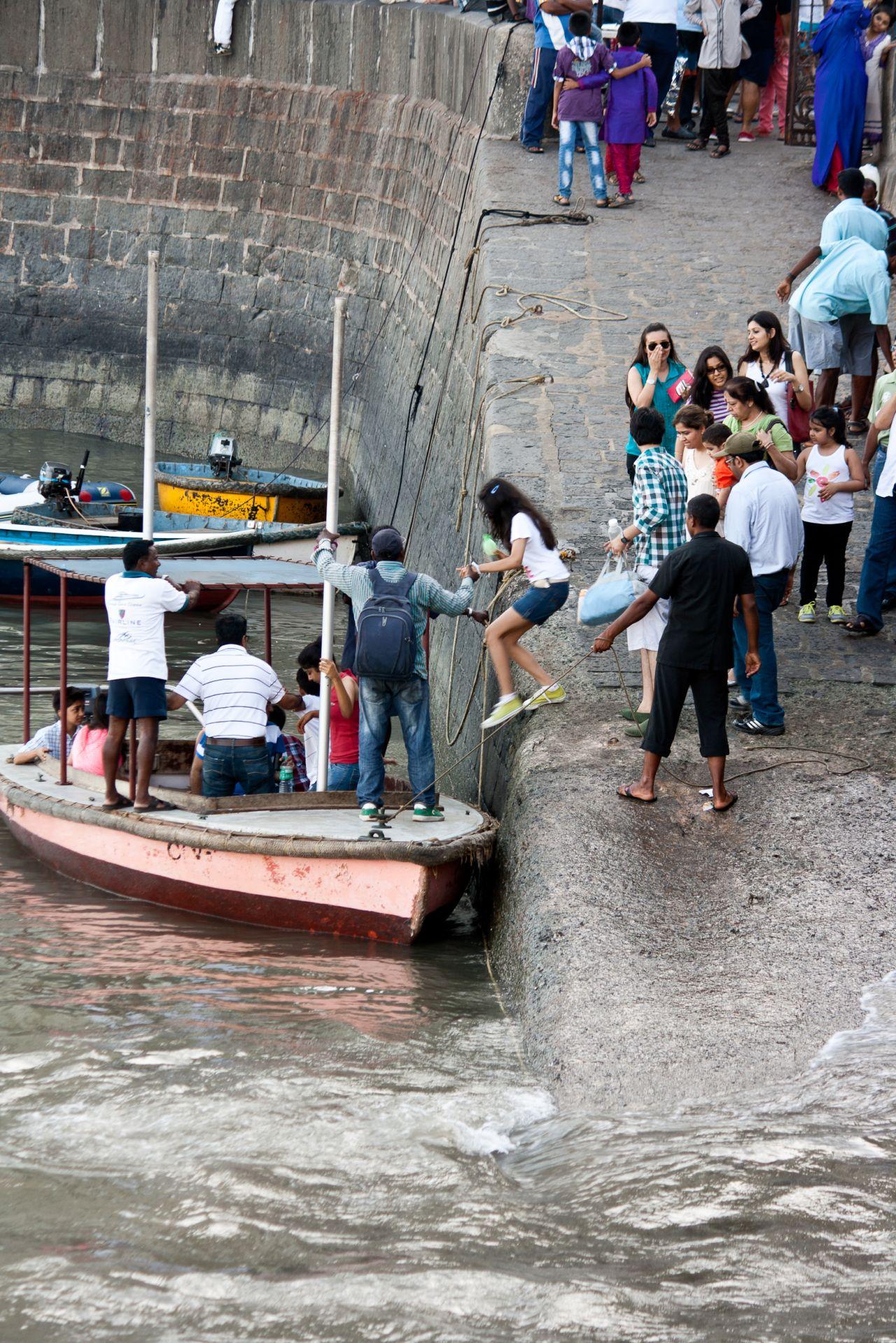 """Free photo """"Boating Fun Mumbai"""""""