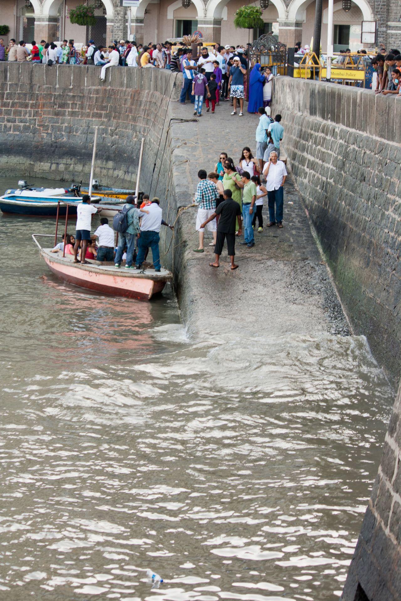 "Free photo ""Boating In Mumbai"""