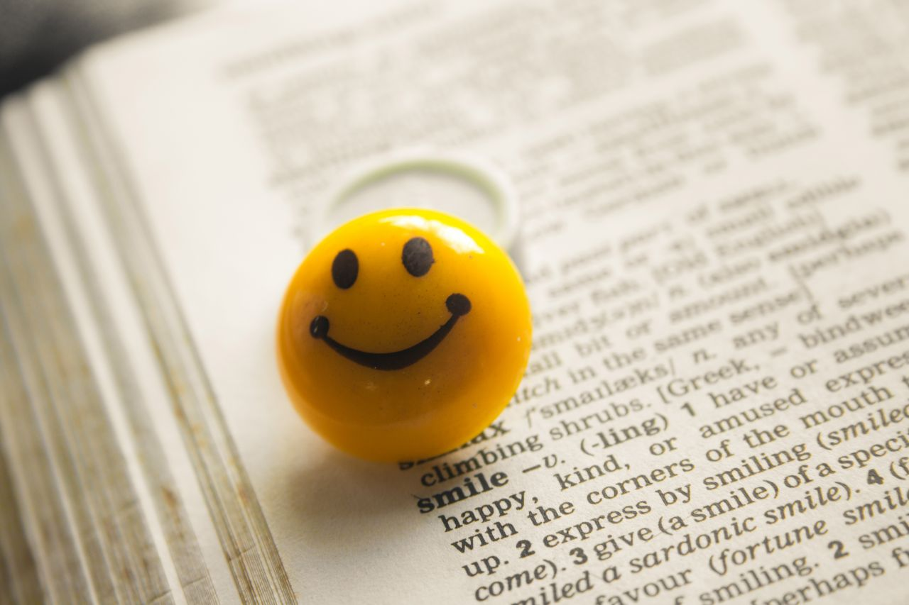 """Free photo """"Smiley And Book"""""""