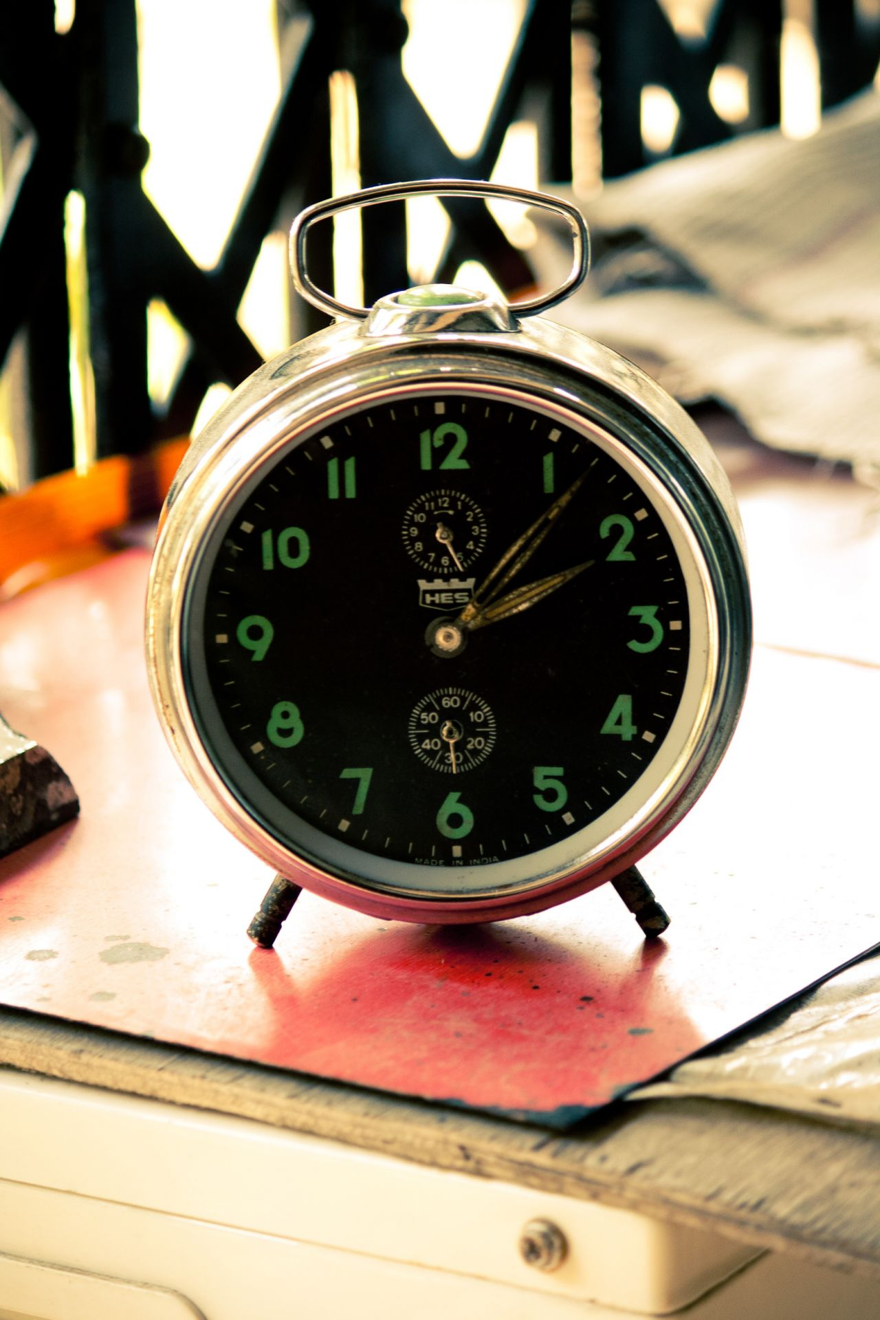 "Free photo ""Alarm Clock"""
