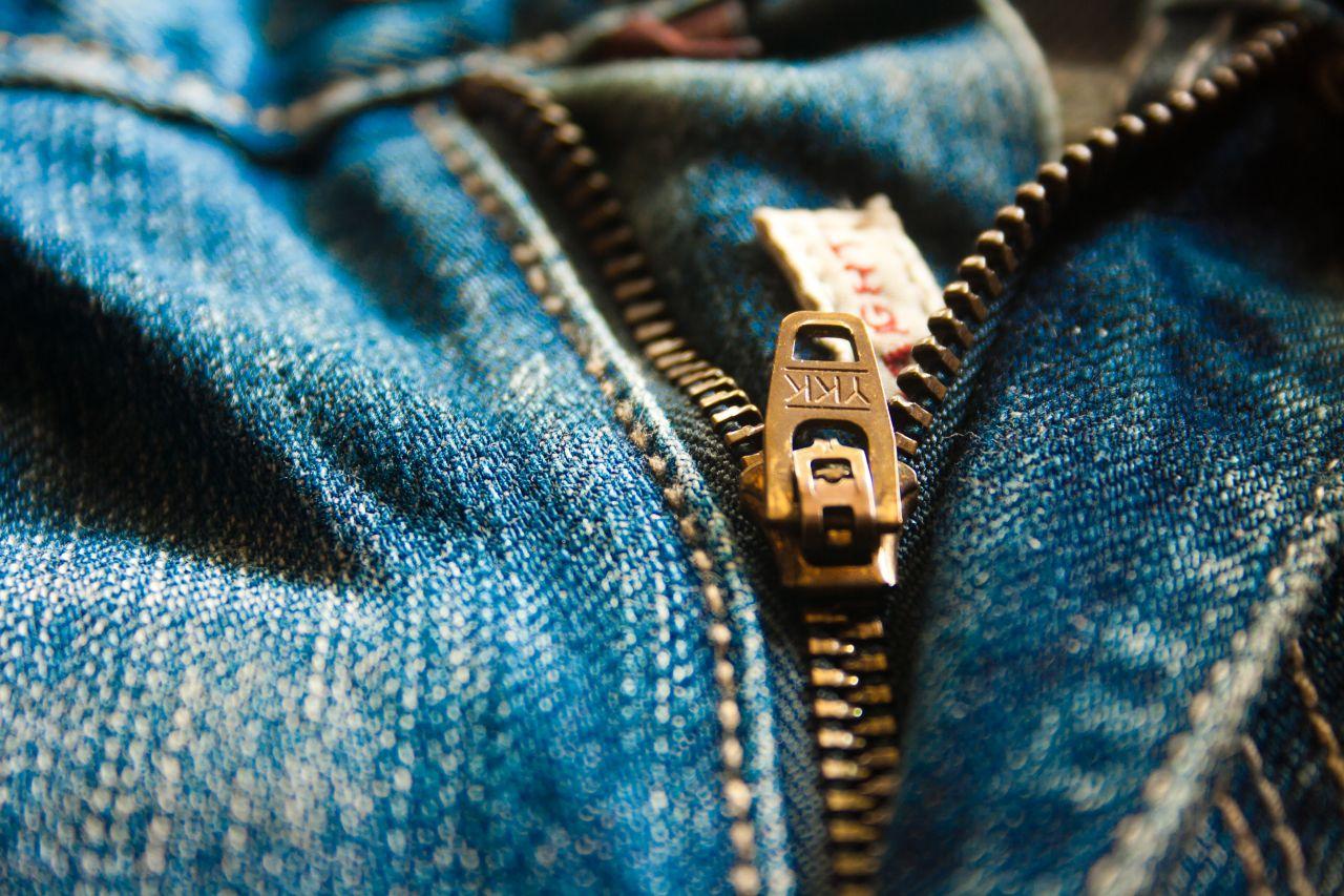 "Free photo ""Trouser Zip"""
