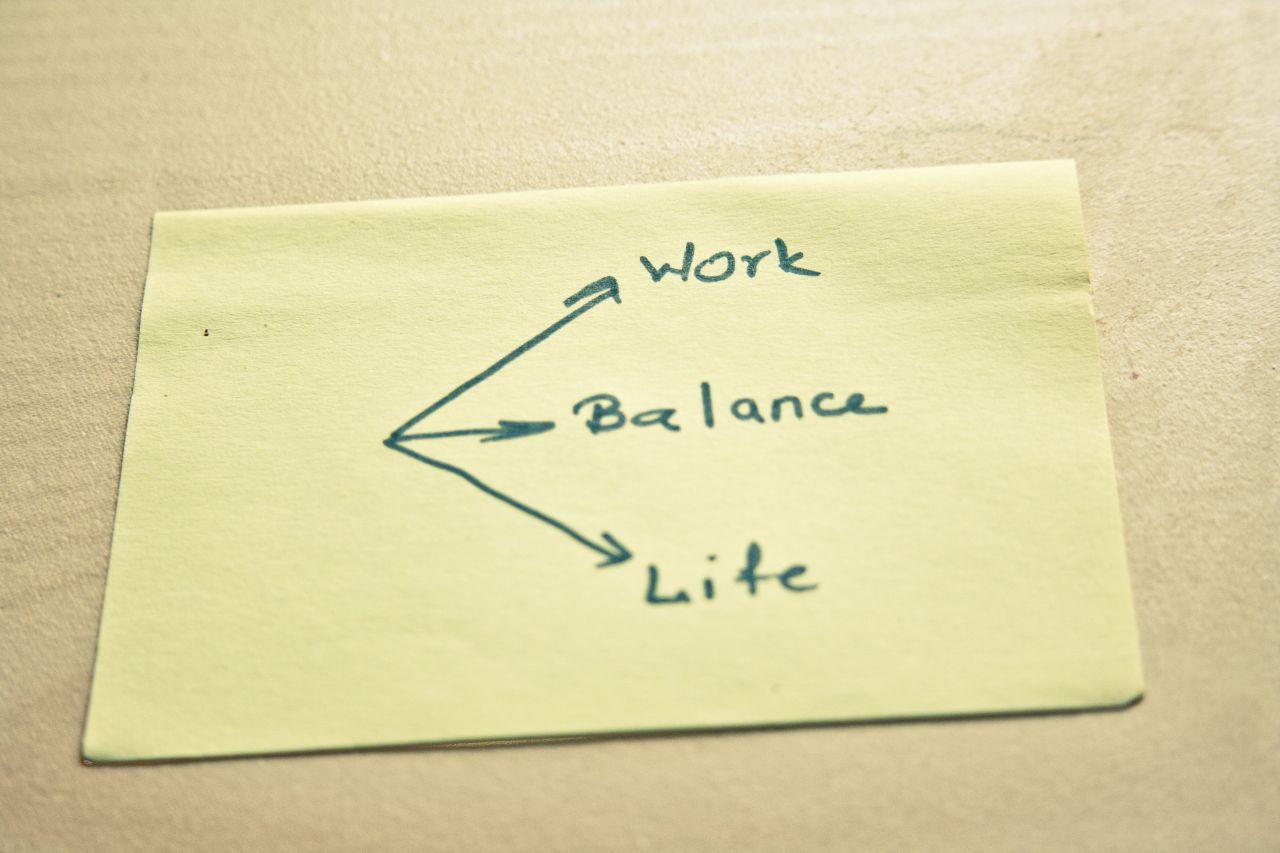"Free photo ""Work Balance Life"""