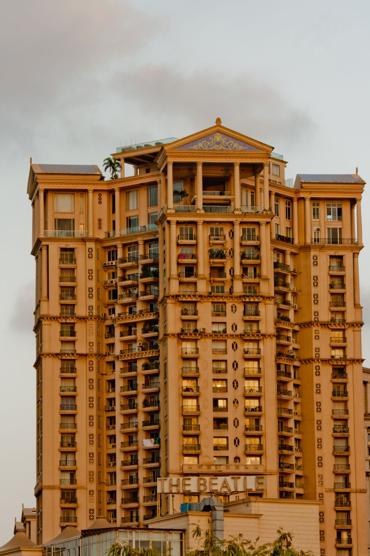 "Free photo ""Concrete Building"""